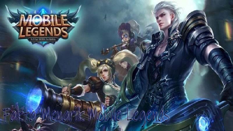 Fakta Menarik Mobile Legends Bang Bang, Pasti Kamu Belum Tahu!
